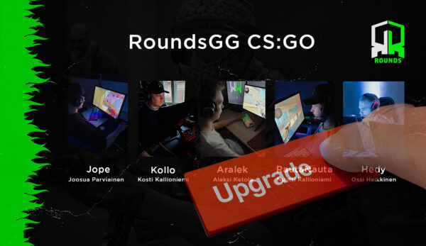 Rounds Upgrade
